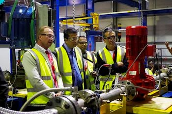 Armstrong Fluid Technology Opens New Factory in Manchester