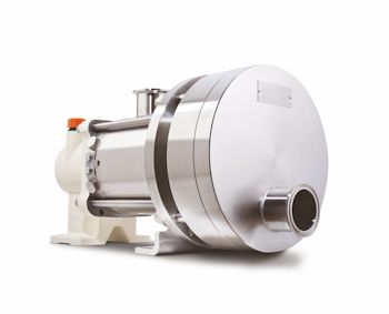 Use of Mouvex Eccentric Disc Pumps in Product Recovery Applications Gaining Momentum in Hygienic Markets