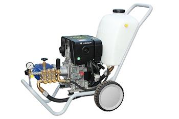 Uraca: VP602 – mehr Flexibilität mit Verbrennungsmotor