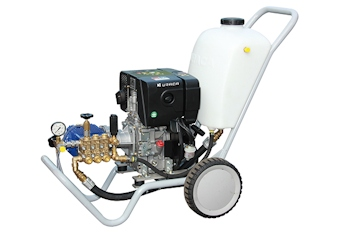 Uraca VP602 – More Flexibility with Combustion Engine