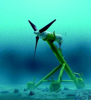 Andritz to Supply Tidal Current Turbines to MeyGen, Scotland