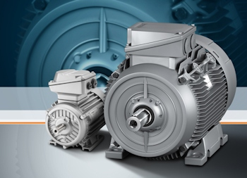 Siemens Extends Its Range of Simotics Standard Induction Motors