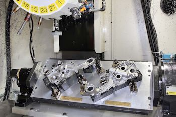 Cost-Effective Machining of Automotive Components