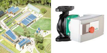 Wilo USA Pumps Help Chatham University Eden Hall Achieve Sustainable Living