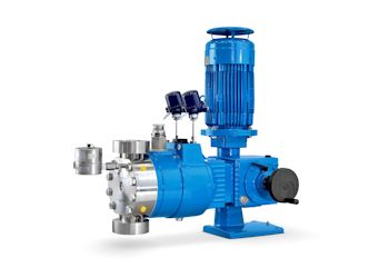 Lewa Delivers Hermetically Tight 170 °C High-temperature Pumps for Production