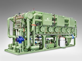 Wärtsilä Wins Contracts for Sea Water Desalination Systems for Seven Cruise Ships
