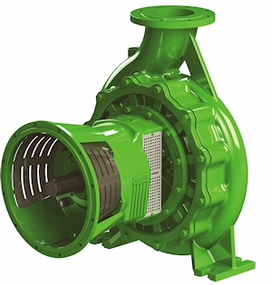 New Single-stage SAE Flanged Pumps For Thermic Engines