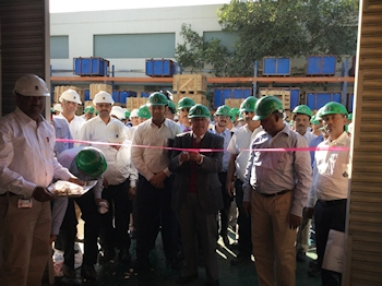 KBL Inaugurates Warehouse Facility in Kirloskarvadi