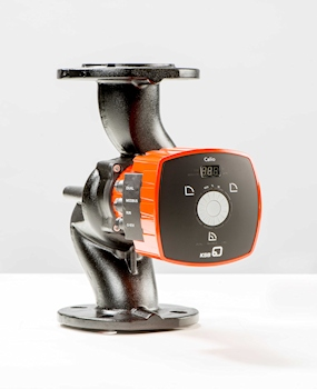 High-Efficiency Circulator Pump in XXL Size