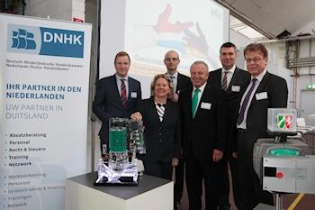 Ministerin Svenja Schulze zu Gast bei Wilo