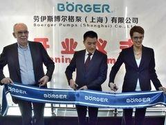 Börger: New Subsidiary in China