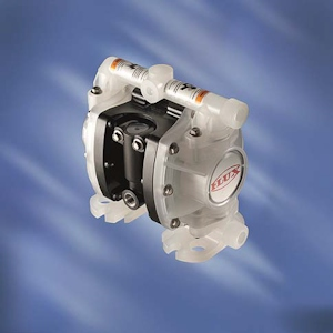 Flux-Geräte GmbH Introduces New Air-Operated Diaphragm Pump