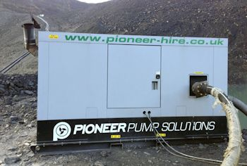Pioneer Pump Feels the Burn at Welsh Coal Mines