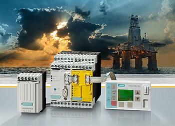 Motormanagement-System von Siemens kommuniziert per Modbus