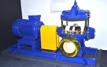 KBL's LLC Pumps Series Receives the India Design Mark