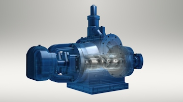 Michael Smith Engineers Introduces High Capacity Twin Screw Pumps