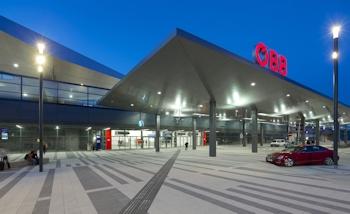 Wilo stattet Hauptbahnhof Wien mit Pumpen aus