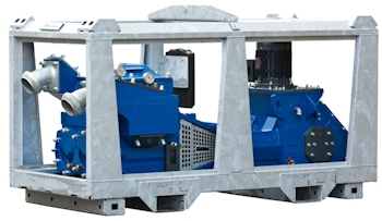 BBA Pumps Has Completed its Line-up of Electric Dewatering Pumps
