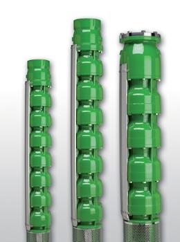 Rovatti Pompe: New 6″ Borehole Electric Pumps