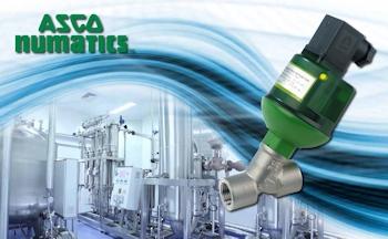 Proportionalventil mit integriertem Elektromotor von Asco Numatics