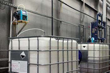 Qdos Dosing Pumps Improve Production Uptime at Aluminium Coating Plant
