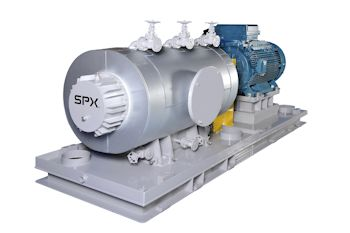 SPX Reliable Pump Solutions for Tank Loading/Unloading