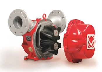 Vogelsang Rotary Lobe Pumps for Chemical Media