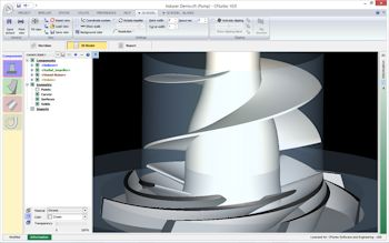 CFturbo 10.0 – New Version of Turbomachinery Design Software Has Been Released