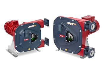 Bredel Expands Apex Hose Pump Range