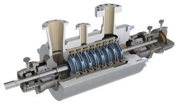 SPX ClydeUnion CUP-FT/FK Feed Pumps Delivers Reliability and High-Performance