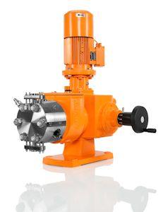 Hydraulic Diaphragm Metering Pump Orlita Evolution