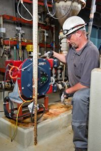 Bredel Pump Cuts Maintenance Costs at 'Energy from Waste' Plant