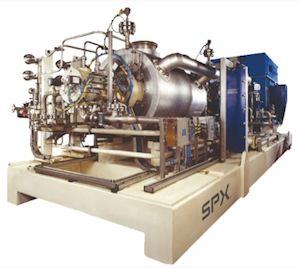 SPX Presents CUP-BB5 Range of Multi-stage, Radially Split Barrel Pumps