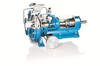 Friatec Presents Robust RCE Chemical Centrifugal Pump