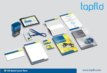 Tapflo Group Launches New Corporate Identity