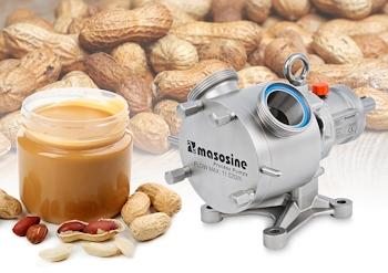 Pumping Peanut Butter Made Easy Using Watson-Marlow´s MasoSine SPS200