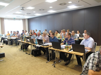 Anlagen der kommunalen Wasserwirtschaft Part 1 – Planertagung für Ingenieure in Regensburg, ein großer Erfolg