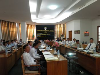 Ebara Holds Pump Seminars in Myanmar