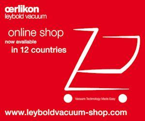 Neuer Oerlikon Leybold Vacuum Shop erhöht die Geschwindigkeit – Online und auf der Straße