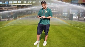 Grundfos Pumps Are Quiet Enough for Wimbledon