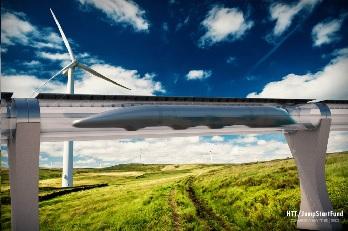 Oerlikon liefert Vakuum-Technologie für Hochgeschwindigkeitstransportsystem