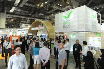 Build Eco Xpo (BEX) Asia and Mostra Convegno Expocomfort (MCE) Asia 2015 Culminates With Over US$125 Million Expected in Business Transactions