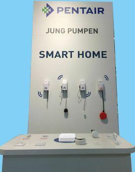 Pentair Jung Pumpen Produkte werden smart