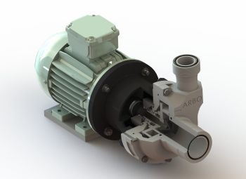 Michael Smith Engineers Present Close-Coupled Thermoplastic Pumps