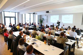 Fachtagung für Planer, Industrie und Behörden in Zürich