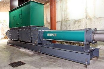 Netzsch Pumpentechnik bewährt sich in Biogasproduktion