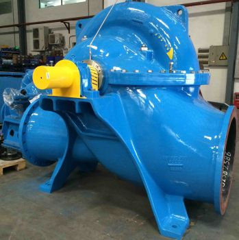 Andritz Hydro To Supply Eleven Split-Case Pumps For The Water Supply Of Hohhot