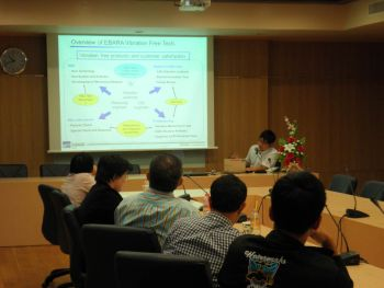 Ebara Holds Pumps and Refrigerators Seminars in Thailand