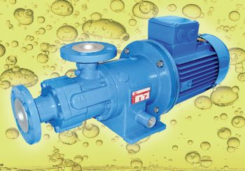 Micheal Smith Engineers Leakfree Turbine Pumps Suit Volatile, Hogh Pressure Fluids