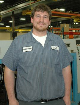 Jet Edge Promotes Josh Bauer to Service Manager